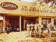 History of Jaya Kencana
