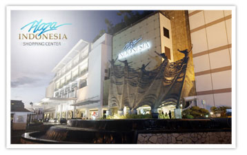 Plaza Indonesia PISC & PIE #P1 s/d P5