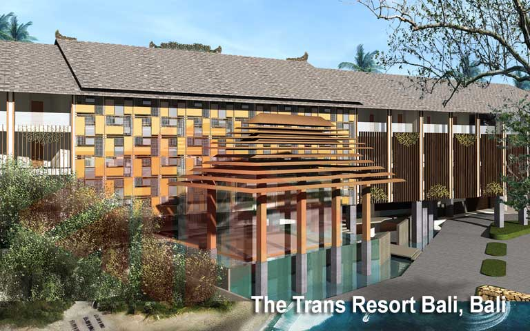 TRANS RESORT HOTEL BALI
