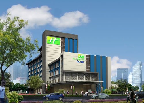 HOTEL HOLIDAY INN EXPRESS CIKINI