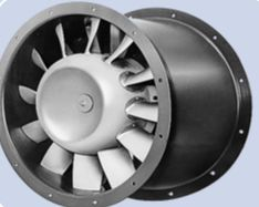 TLT - Axial Fan